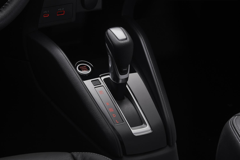 Alavanca Velocidade Nissan Kicks